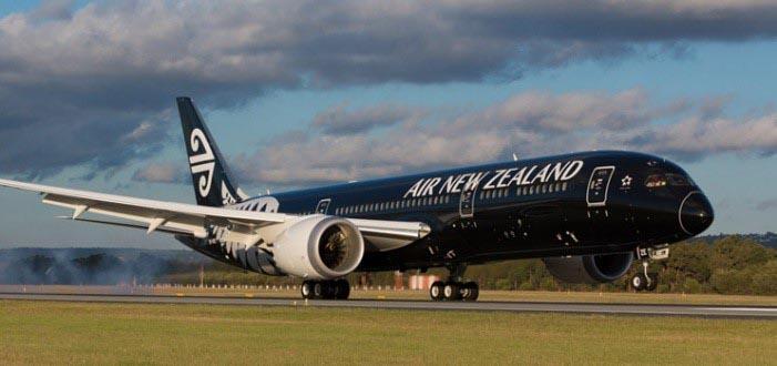 Air NZ 787